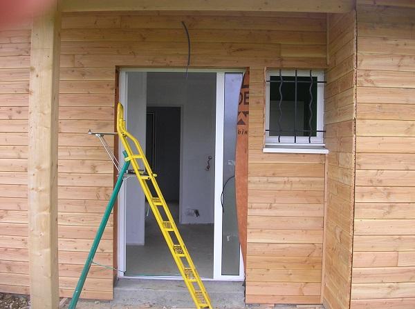Travaux construction maison bois lot et garonne Neapolis